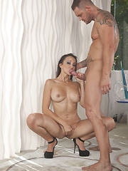 Katsuni fucked until she can no longer stand