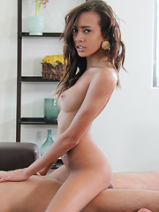 Hot, exotic newcomer believes she can be a big star